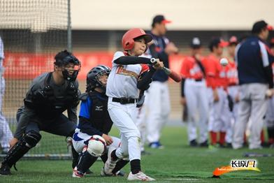 【高清图组】京津冀青少年棒垒球俱乐部春季交流赛精彩瞬间