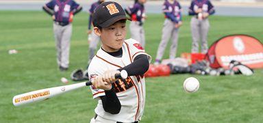 京津冀青少年棒壘球俱樂部春季交流賽精彩瞬間