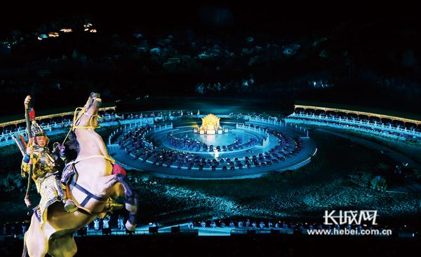 梦回邯郸三千年 赵王欢乐城五一盛大开园