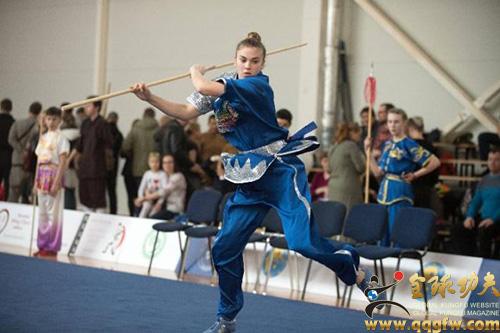 立陶宛第五届武术公开赛开幕