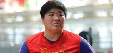 巩立姣夺全国田径冠军 创赛季世界第三好成绩