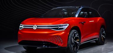 强化SUV产品线 大众品牌4款全球首发车亮相