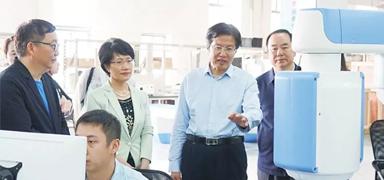 高云龍主席赴重慶、廣東調研時指出:牢牢把握科技創新主動權 推動民營企業高質量發展