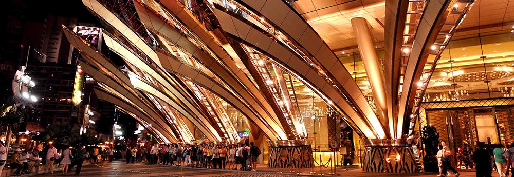 澳门一季度入境旅客1035万人次比增逾两成