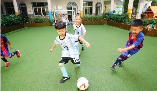 河北6市县将设立足球特色幼儿园!有邯郸!