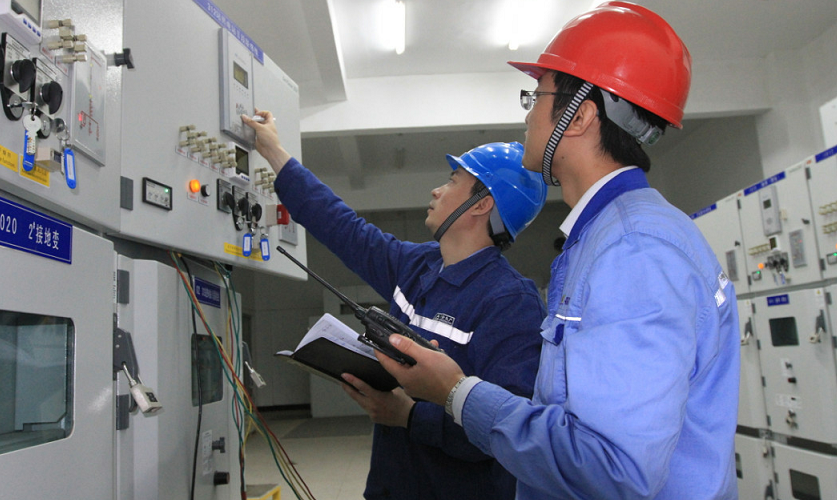 阜城供电公司 消除临时用电安全隐患