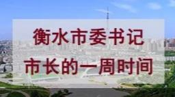 """【书记市长这一周】调研参观明思路 抓实党建促发展—""""做大做强县域经济"""""""