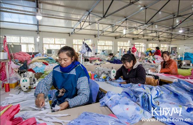 唐县发展特色产业加速乡村振兴——唐县积极推进乡村振兴纪实