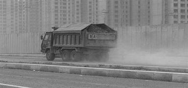 藁城区制定14条标准控制建筑施工扬尘污染