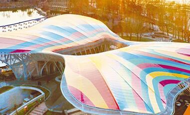生态优先 奏响绿色华章——北京世园会亮点撷英