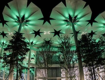 微视频 【北京世园会】游国际馆 看异域风情