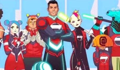 特攻7号!C罗进军动漫界 总裁化身超级英雄拯救地球