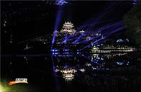 【高清组图】北京世园会夜景璀璨惊艳