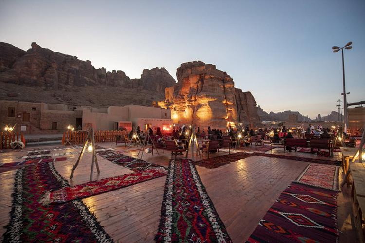 沙特之旅不再遥远 这座8000年历史的大漠古城埃尔奥拉不可错过!