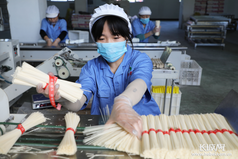 丰润:延伸农产品产业链 助农民脱贫增收