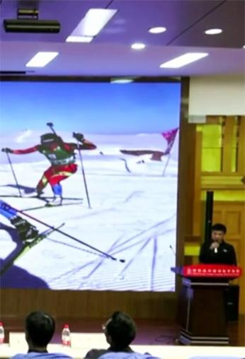 """""""体教结合""""助推冰雪运动普及"""