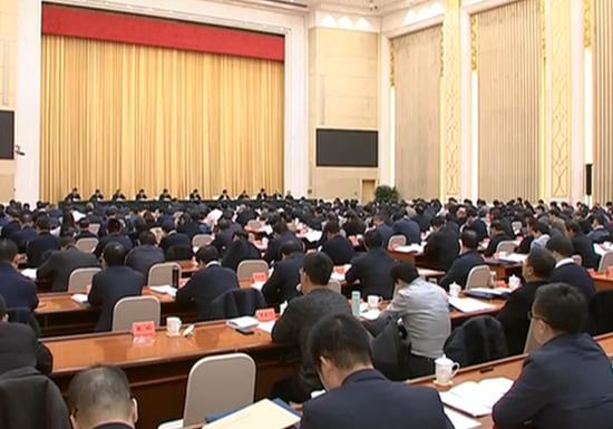 河北省宣传部长会议在石家庄召开 王东峰作出批示