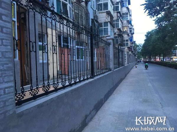 """邯郸丛台区封堵破墙建店为城市""""洁面"""""""