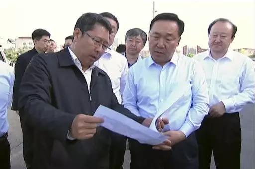 调研站西片区,会见银行业大V……来看唐山市委书记、市长忙碌的一周