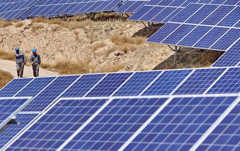 河北张家口新能源发电统调装机容量占比超70%