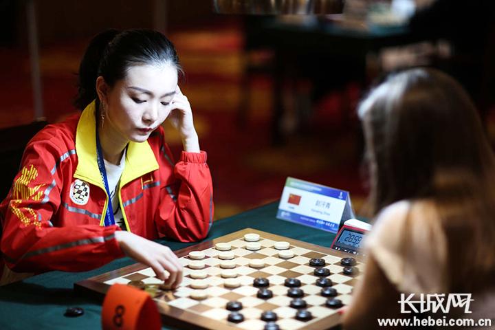 国际跳棋:历史悠久可追溯到古埃及 大师赛中国军团挑战名将