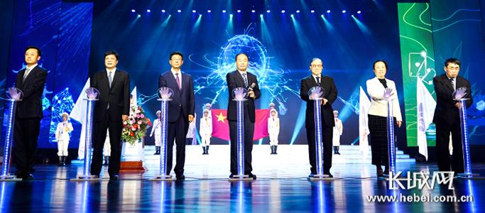 醉美衡水 智赢未来<br>2019国际智力运动联盟世界大师锦标赛隆重开幕
