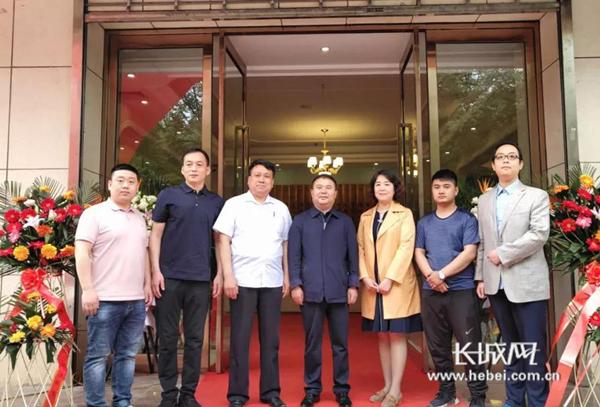 首家赵王集团形象体验店亮相石家庄