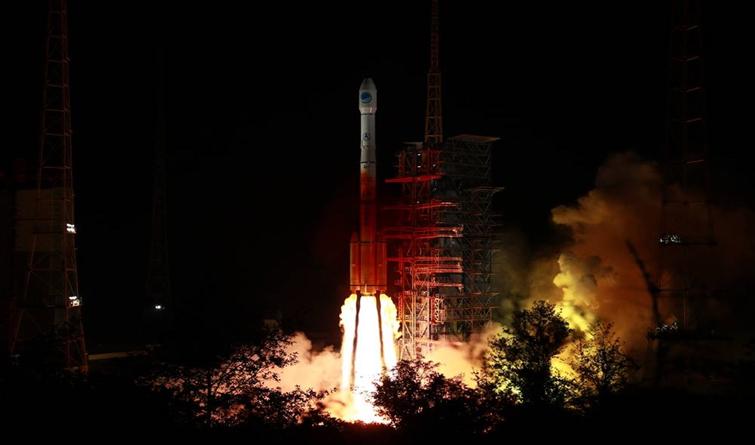 祝贺!我国成功发射第45颗北斗导航卫星