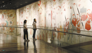 5·18?国际博物馆日 博物馆精彩活动吸引市民参观