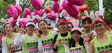 """""""中国皮都""""首次举办国际马拉松赛事"""