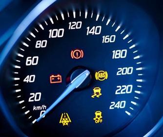 你的车上有十几个故障灯,这4个亮了立即停车!