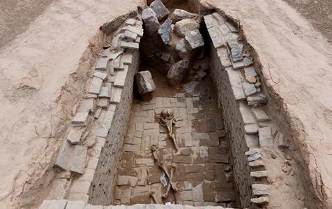 河北张家口:宣化发现古代遗址群 横跨多个朝代