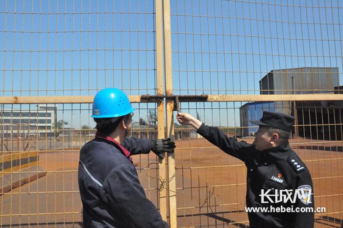 唐山:警企协作共筑口岸安全屏障