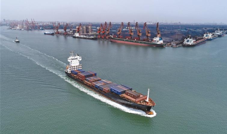 唐山港1至4月货物吞吐量超2亿吨