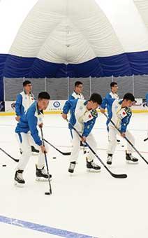 助力冬奥 砥砺前行 河北体育学院勇担冰雪人才培养排头兵