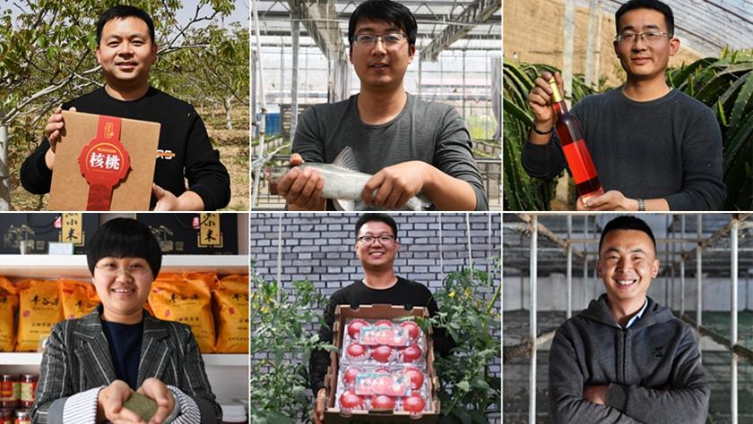 """在绿色田野上书写青春答卷——几位""""新农民""""的返乡创业故事"""