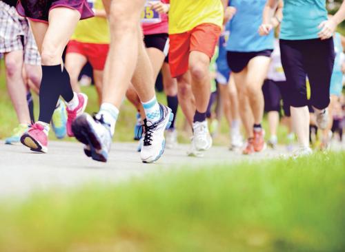 马拉松带热休闲健身新风尚