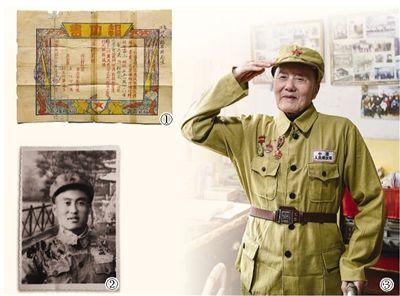深藏战功63年——95岁老英雄张富清克己奉公永葆党员本色