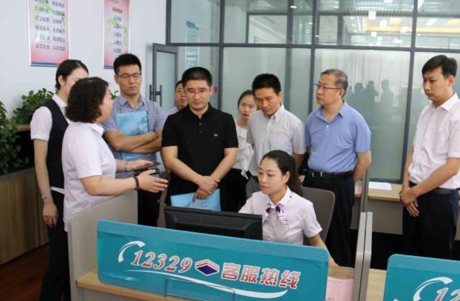 邯郸住房公积金综合服务平台通过部省联合验收