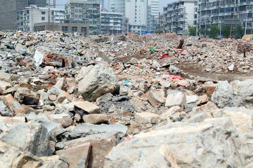 石家庄市复杂成分建筑垃圾处理系统获国家专利