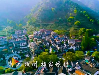《中国村庄》之十里梅坞