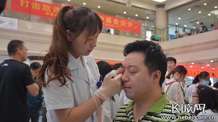 河北医大二院皮肤科专家提醒:夏季护肤要保护皮肤屏障