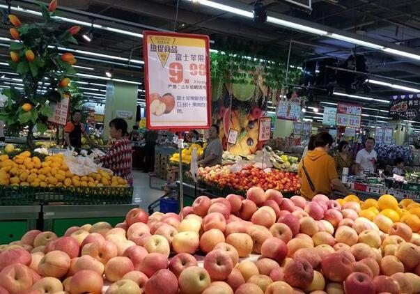 """去年论斤卖今年按个买 水果为啥如此""""傲娇""""?"""