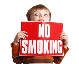 当无烟日遇到儿童节:为了孩子,请戒烟!