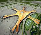 首都国企开放日 普通市民走近建设中的北京新机场