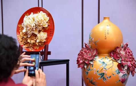 青島舉行上合青島峰會國禮展
