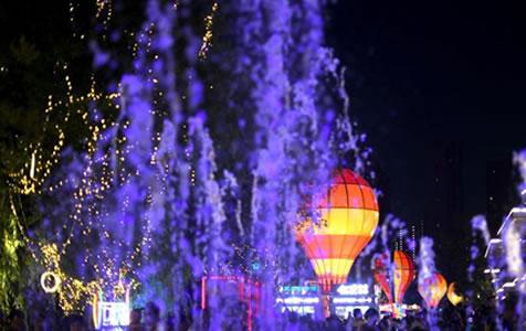 天津:暢游夜市