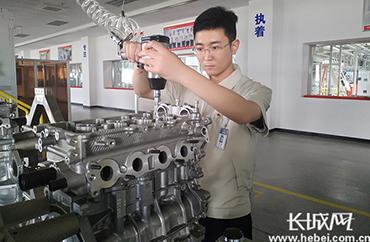 【河北青年榜样】新时代青年产业工人的践行者