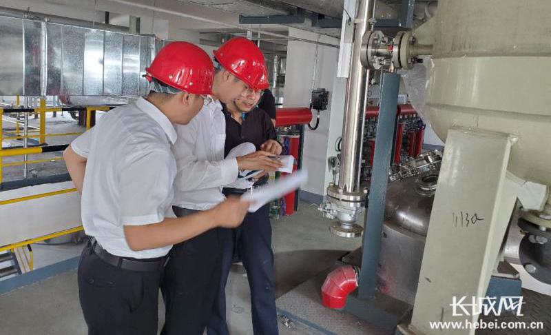 """沧州临港经济技术开发区服务企业""""一次办好""""落地生根"""