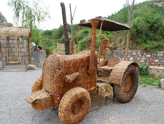 河北鹿泉:全域旅游推进美丽乡村建设